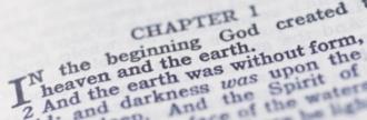 The Bible - Genesis 1