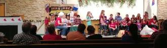 FCC Lake Butler Children's Christmas Musical 2012